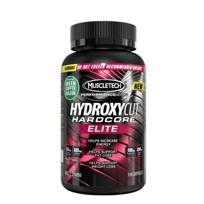 Muscletech Hydroxycut Hardcore Elite 110 Kapsül