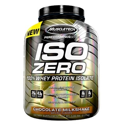 Muscletech Iso Zero % 100 Whey Protein Isolate 2270 Gr