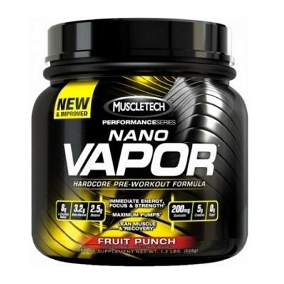 Muscletech Nano Vapor Performance Series 477 Gr