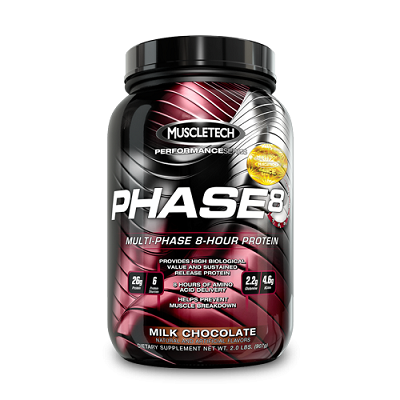Muscletech Phase 8 Protein 907 Gr