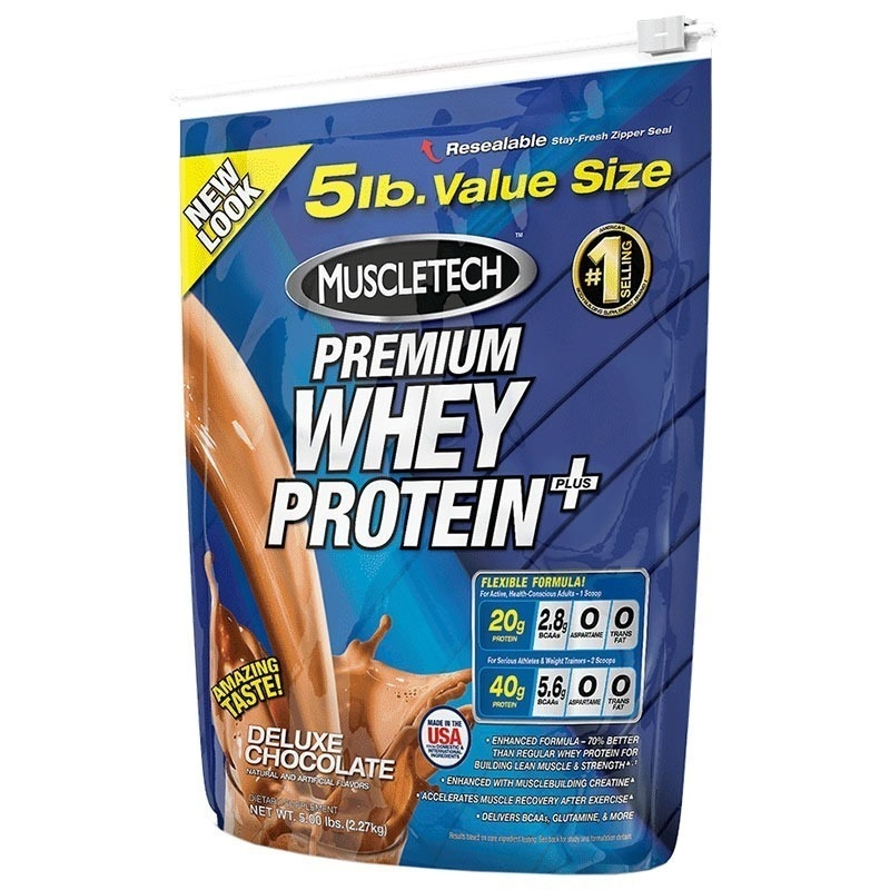 Muscletech Premium Whey Protein 2270 Gr