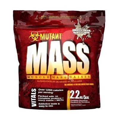 Mutant Mass Gainer 2200 Gr