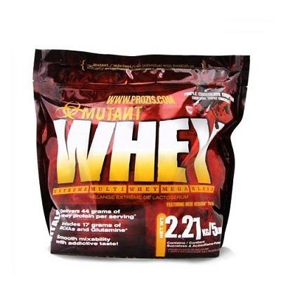 Mutant Whey Protein 2270 Gr