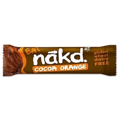 Nakd Energy Bar 35 Gr