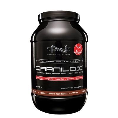Nanox Carnilox Hydrolyzed Beef Protein Isolate 2000 Gr