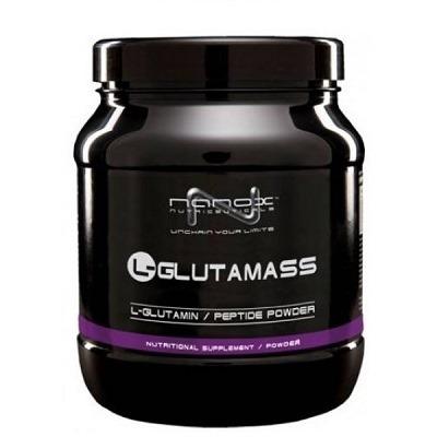Nanox L-GlutaMass Powder 250 Gr