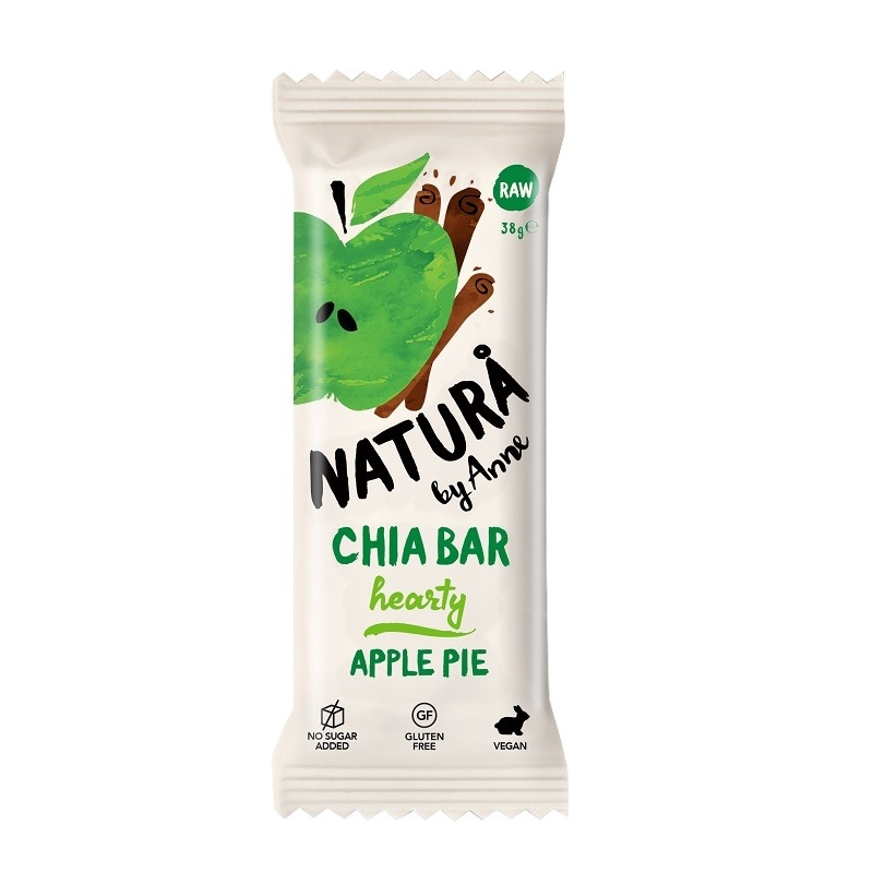 Natura By Anne Chia Bar Apple Pie 38 Gr