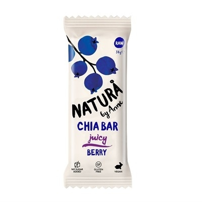 Natura By Anne Chia Bar Berry 38 Gr