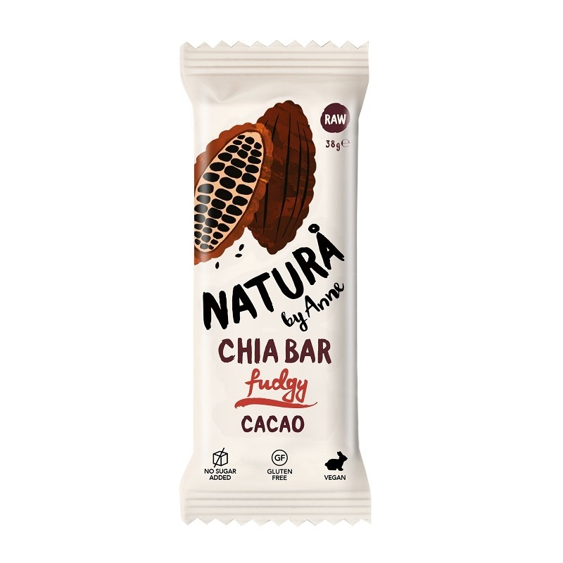Natura By Anne Chia Bar Cacao 38 Gr