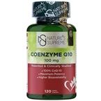 Nature's Supreme Coenzyme Q10 100 Mg 120 Kapsül
