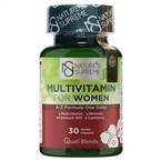 Nature's Supreme Multivitamin for Women 30 Kapsül