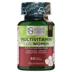 Nature's Supreme Multivitamin for Women 60 Kapsül