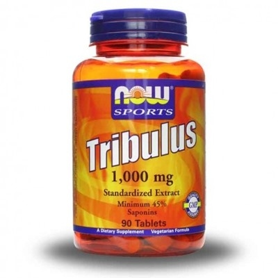 Now Sports Tribulus 90 Tablet