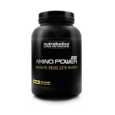 Nutrabolics Amino Power 2000 325 Tablet
