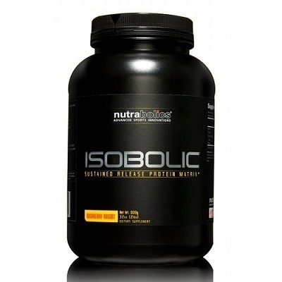 Nutrabolics Isobolic Isolate Protein 2270 Gr