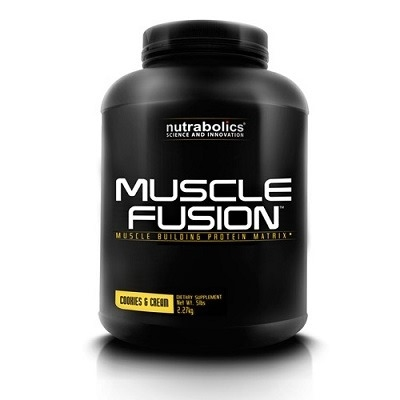 Nutrabolics Muscle Fusion Protein 2270 Gr