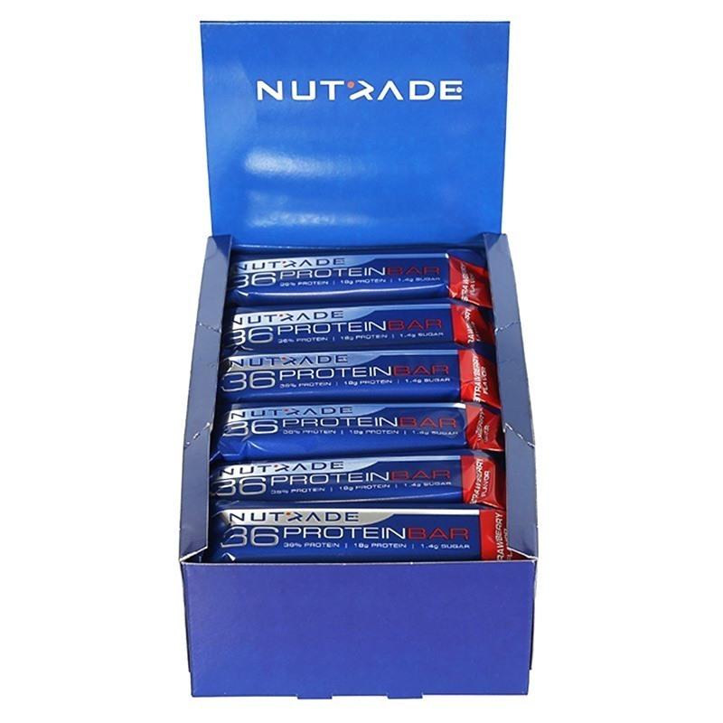 Nutrade %36 Protein Bar 50 Gr 24 Adet