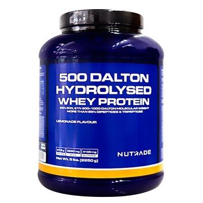 Nutrade 500 Dalton Hydrolysed Whey Protein 2250 Gr