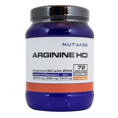 Nutrade Arginine HCI 720 Gr