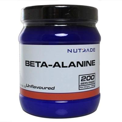 Nutrade Beta-Alanine 300 Gr