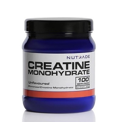Nutrade Creatine Monohydratre 500 Gr