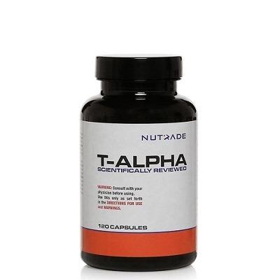 Nutrade T-Alpha 120 Kapsül