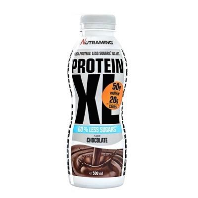 Nutramino Protein Shake XL Less Sugar 500 ml