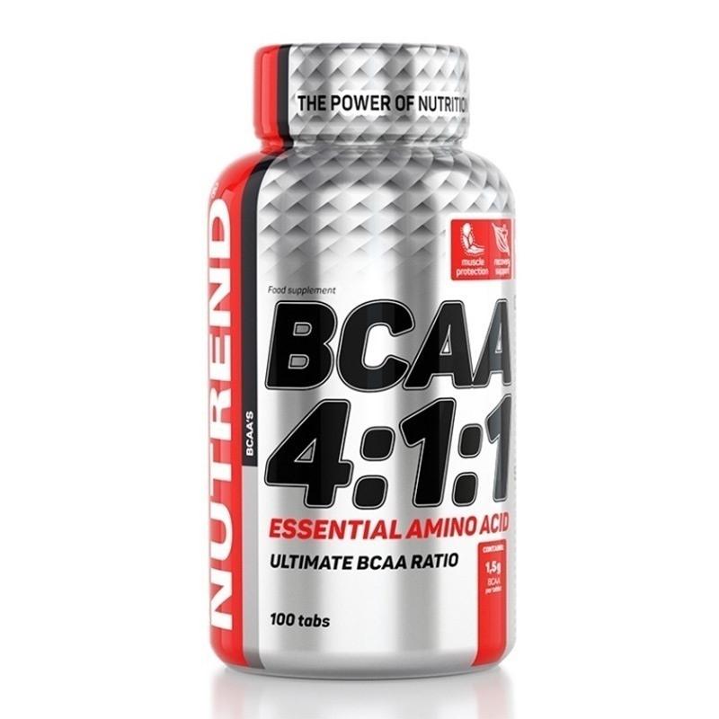 Nutrend BCAA 4:1:1 100 Tablet
