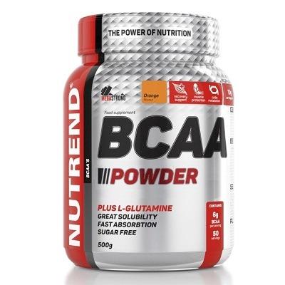 Nutrend Compress BCAA 4:1:1 500 Gr