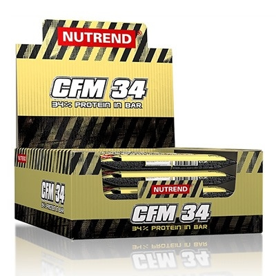 Nutrend Compress CFM 34 Protein Bar (24 Adet)