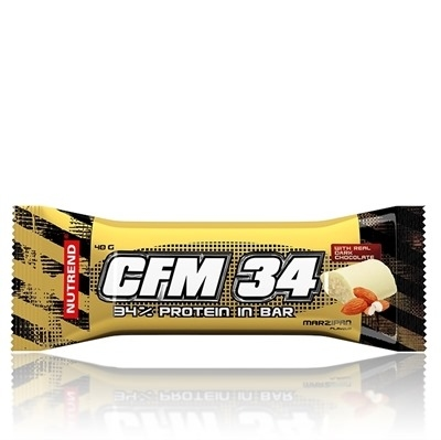 Nutrend Compress CFM 34 Protein Bar 40 Gr