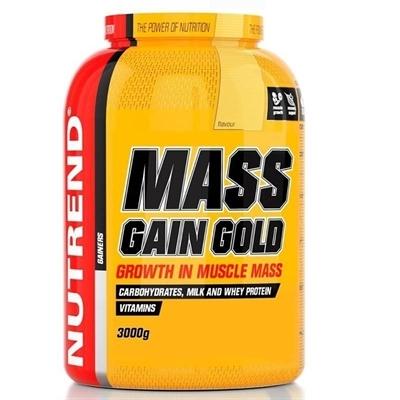 Nutrend Mass Gain Gold 3000 Gr
