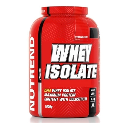 Nutrend Whey Isolate 1800 Gr