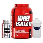 Nutrend Whey Isolate 1800 Gr + Arginine Kombinasyonu