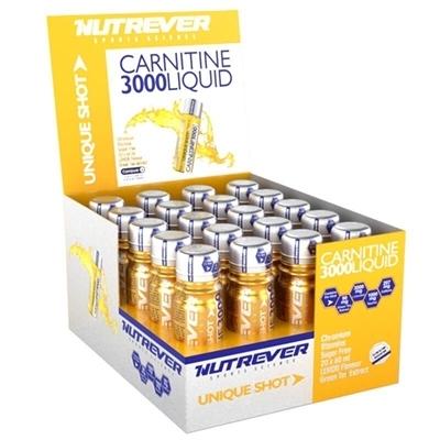 Nutrever L-Carnitine 3000 Liquid 20 Ampul