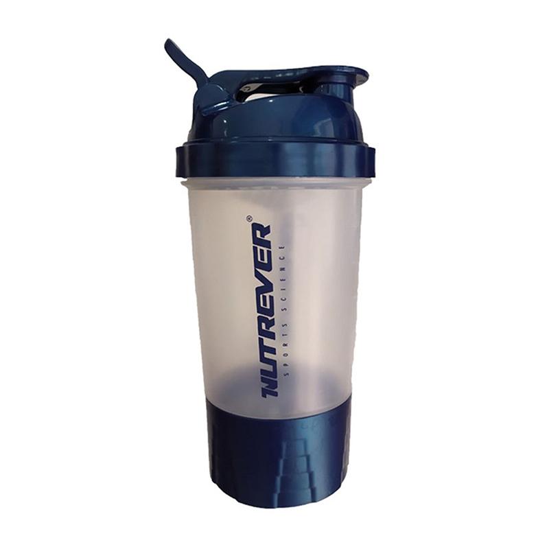 Nutrever Shaker 500 Ml Mavi