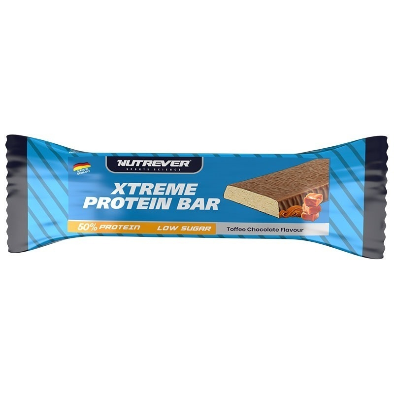 Nutrever Xtreme Protein Bar 50 Gr
