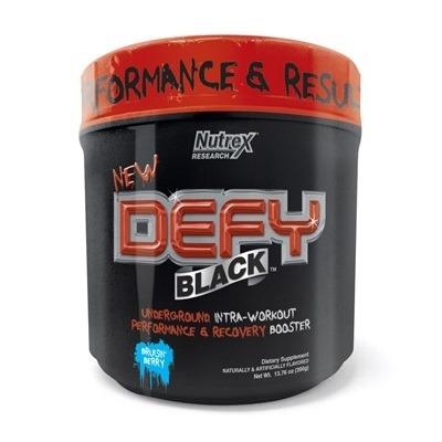 Nutrex Defy Black 408 Gr