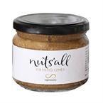 Nuts'all Espressolu Yer Fıstığı Ezmesi 280 Gr