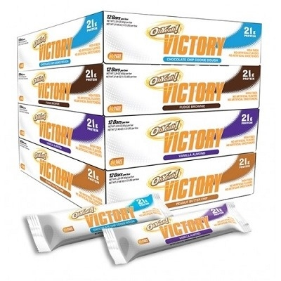 Oh Yeah Victory Protein Bar 65 Gr 12 Adet