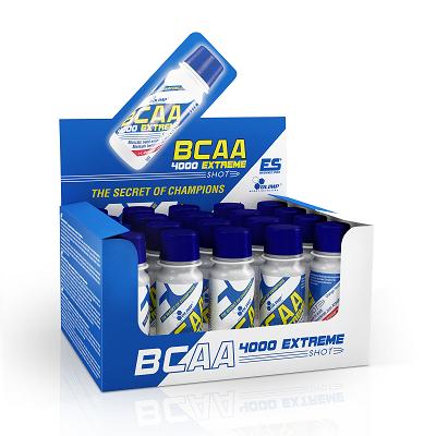 Olimp BCAA 4000 Extreme Shot 20 Ampül