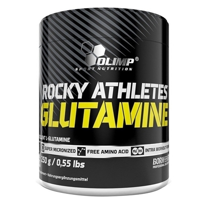 Olimp Rocky Athletes Glutamine 250 Gr