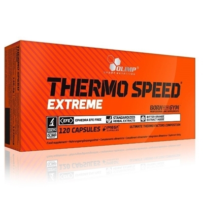 Olimp Thermo Speed Xtreme 120 Kapsül