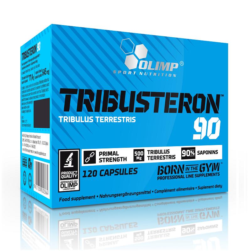 Olimp Tribusteron 90 120 Kapsül