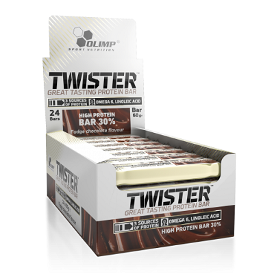 Olimp Twister Hi Protein Bar 60 Gr 24 Adet