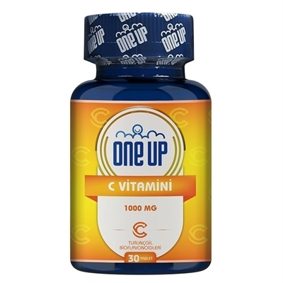 One Up C Vitamini 1000 Mg 30 Tablet