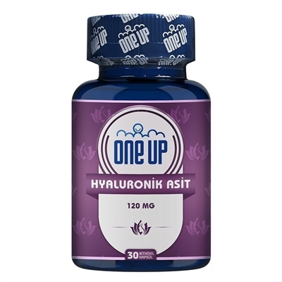 One Up Hyaluronik Asit 120 Mg 30 Kapsül