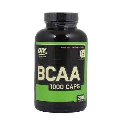 Optimum Bcaa 1000 Caps 200 Kapsül