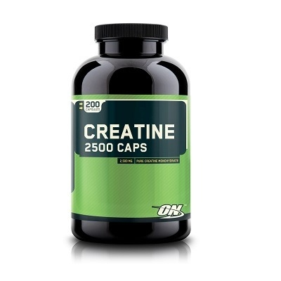 Optimum Creatine 2500 Caps 200 Kapsül