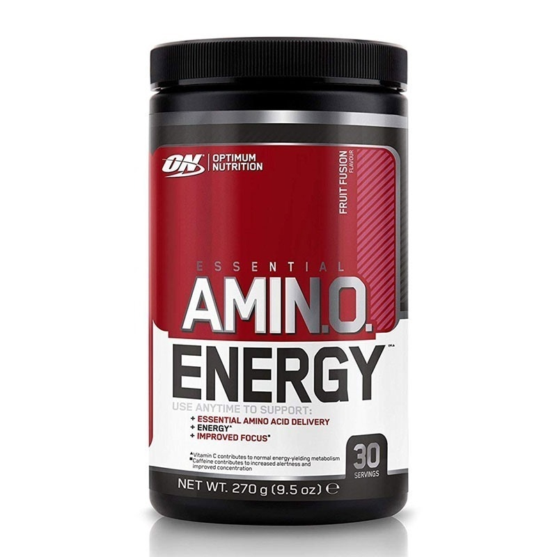Optimum Essential Amino Energy 270 Gr